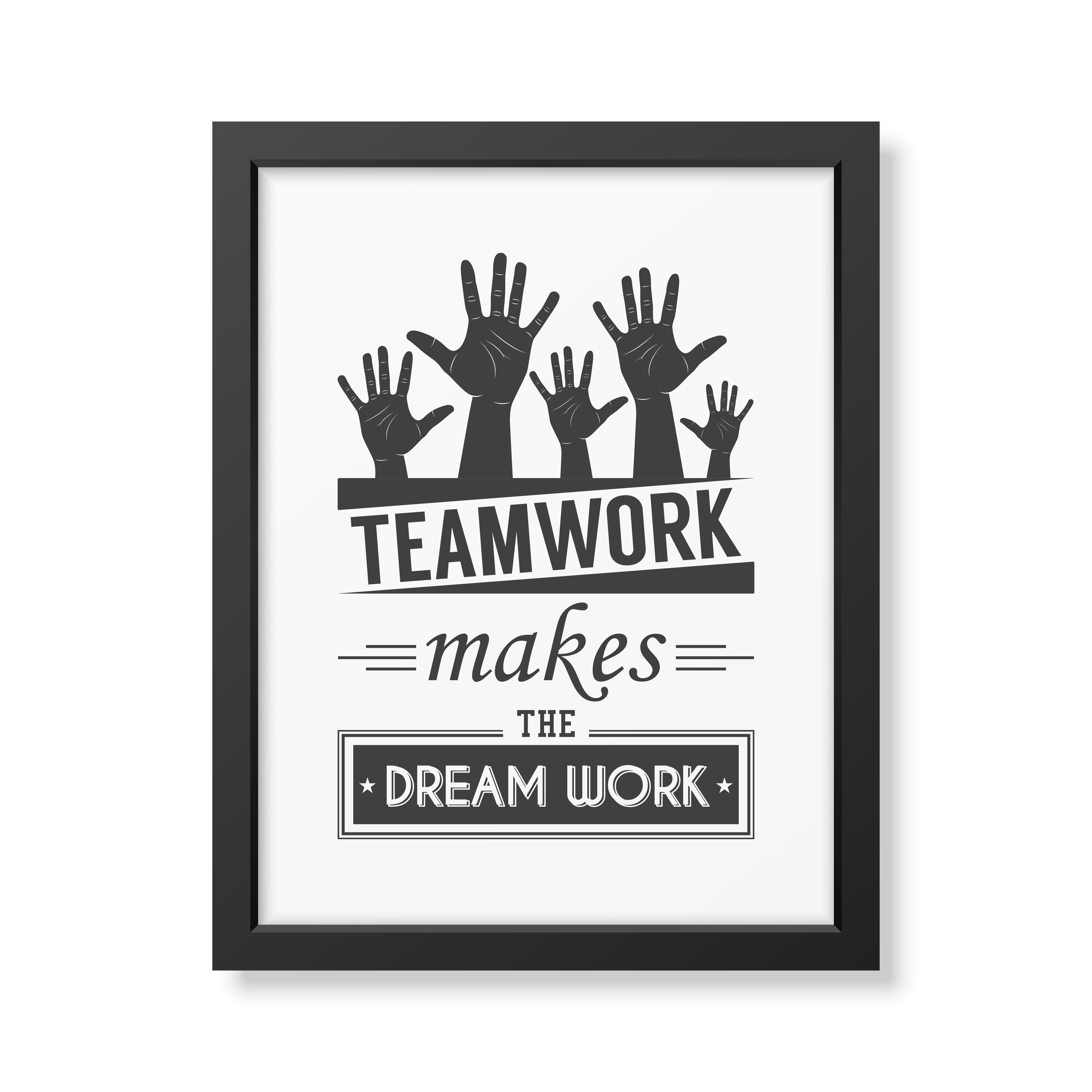 teamwork dreamwork